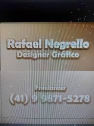 Designer gráfico freelancer, 3d mídia para sua empresa.