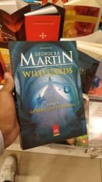 Livro NOVO - Guerra Dos Curingas - George RR Martin