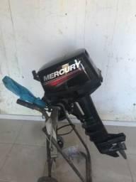 Título do anúncio: Motor Mercury 8 HP