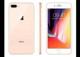 Iphone 8 plus 64gb  só vendas