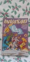 Invasão n° 2 - Editora Abril