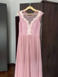 Vendo vestido de festa tamanho g Franca