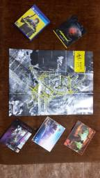 Cyberpunk Completo PS4