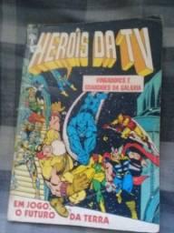 Heróis da TV 2ª Série - n° 86 - Editora Abril