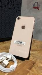 iPhone 8 Dourado 64GB / 12x SEM JUROS