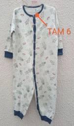 Macacão pijama Tam 6