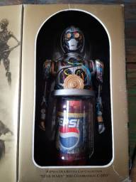 Pepsi Star Wars 2000 Celebration C-3PO (Coleção Tampa de Garrafa)