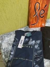 Lindas camisetas masculino disponível pra entrega