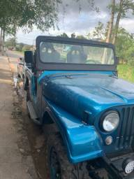 Jeep motor ap turbo