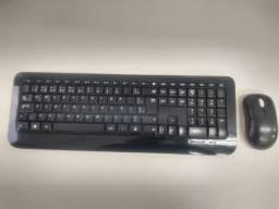 Kit teclado e mouse Wireless 850- Microsoft