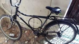 Bicicleta mornak preta