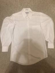 Camisa Social Van Heusen Fitted Importada Tamanho P (15,5-32/33) Impecável!