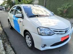 Táxi Etios 2017