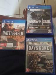 Vendo ou troco esses jogos