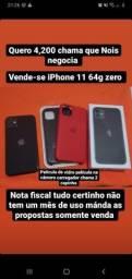 Vende-se iPhone 11 zero