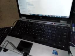 Notebook Hp Elitebook 8440p 8gb ram Ssd 240Gb