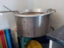 Fritadeira eletrica para salgados