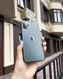 Oportunidade IPhone 11 Pro Max Verde 64gb Pronta entrega Loja fisica