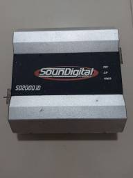 Módulo soundigital 2000 RMS