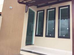 Casa na planta - entrega em agosto 2018 - Meio Lote - Bairro Canaã - Juatuba