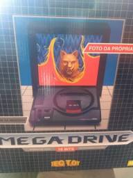 Novo Mega Drive Tectoy