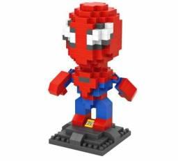Spiderman - Marvel - Blocos de Montar - Loz