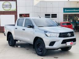 NOVA HILUX CD 2.8 4x4 DIESEL MANUAL 2017 - 2017