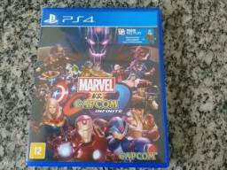 Marvel x Capcom PS4