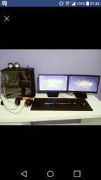Vendo PC gamer Top Roda Todo