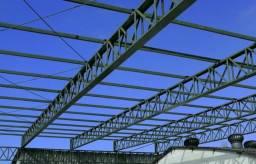 Estruturas metalicas em São Paulo