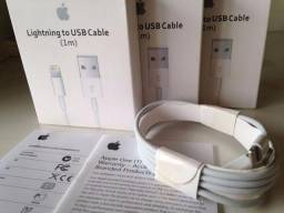 Cabo usb Lightning de 1 metro original apple mode