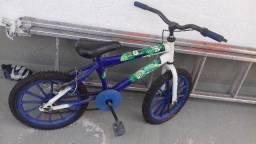 Bicicleta Caloi para criança