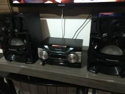 Som Panasonic SA-SKX700 Vendo ou Troco