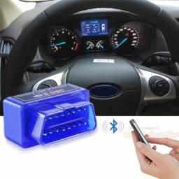 Scanner veicular scaner obd2 ELM 327 Bluetooth auto diagnóstico. Computador de Bordo
