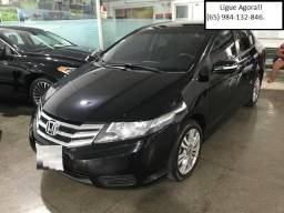 Honda City 1.5 Automático Flex! Imperdível - 2012