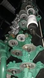 Suporte do filtro de diesel