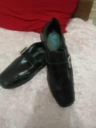 Sapato social para crianca