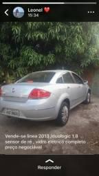 Vende Fiat Linea essence 1.8 2013 - 2013