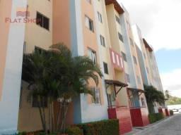 Apartamento com 2 dormitórios à venda, 45 m² por r$ 120.000,00 - messejana - fortaleza/ce