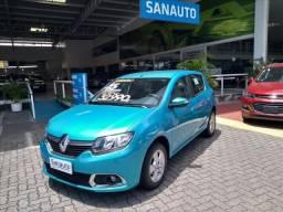 RENAULT SANDERO 1.6 DYNAMIQUE 8V FLEX 4P MANUAL - 2015