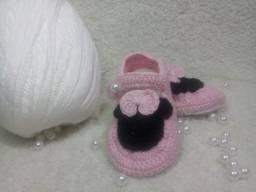 Sandalhinha para bebê
