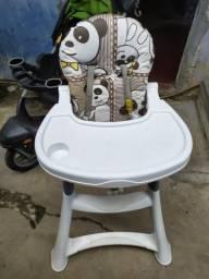 Desapego Cadeira de Alimentação, kit mini processador e carrinho de bebê