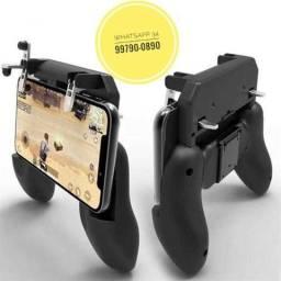 Gamepad Suporte + Gatilho Joystick Free Fire Pubg