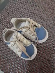 3 pares calçados