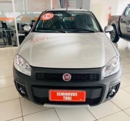FIAT STRADA 1.4 MPI FREEDOM CD 8V FLEX 3P MANUAL. - 2020