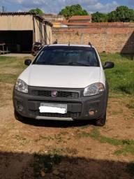 Vendo Fiat Strada 2017 CS - 2017