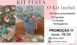 Kit festa - Doces