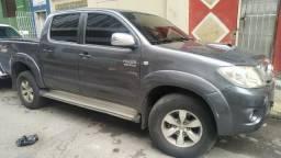 Toyota Hilux SRV Automática+Diesel+4x4 TOP+Troca menor valor+Urgente+2010 - 2010