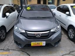 Honda Fit ex automático c/GNV 2016 - 2016