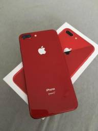 IPhone 8 Plus Red Ac troca